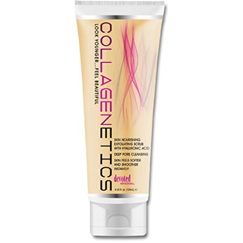 Devoted Creations Collagenetics Pre-Therapy Exfoliator Scrub