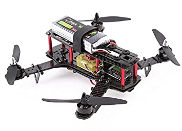 MODELTRONIC Dron de Carreras brushless QAV 250 Mini Quadcopter con ...