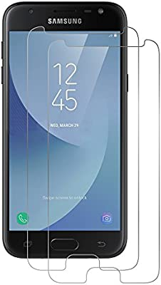 AICEK [2-Pack] Protector de Pantalla Samsung Galaxy J3 2017 ...