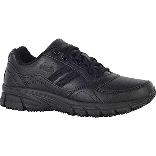 (フィラ) Fila レディース ランニング?ウォーキング シューズ?靴 Memory Focalpoint Slip-Resistant Walking Shoe [並行輸入品]