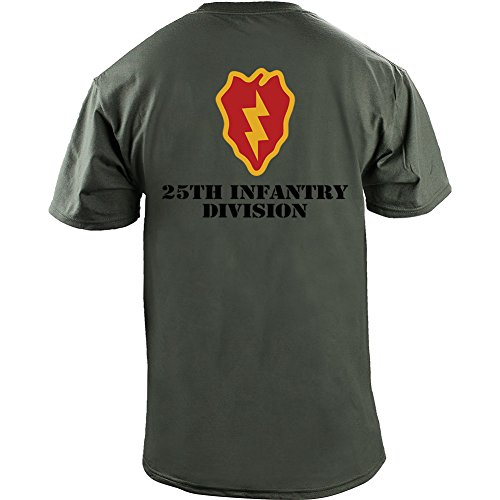 Infantry Division Color Veteran T Shirt