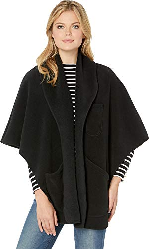 (Janska Clothing that Comforts Women's Readers Wrap Black One Size)