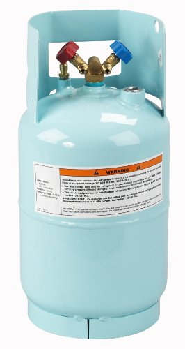 Robinair (34102) Refrigerant Tank for R-134a - 30 lbs. for sale  Delivered anywhere in USA