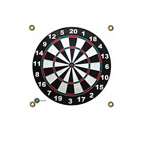 archery target dartboard - 1