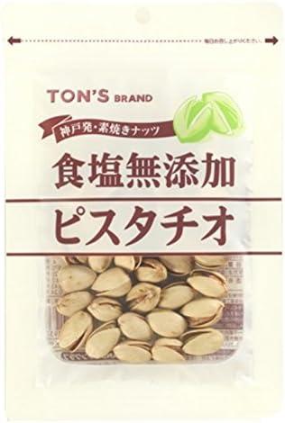 東洋ナッツ 食塩無添加ピスタチオ 70g×10袋