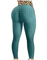 Vrouwen Mode Print Hoge Taille Yoga Broek Casual Sport Tummy Control Workout Running Panty Midden Broek Gym Leggings Met Zakken