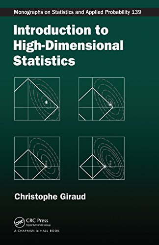 Introduction to High-Dimensional Statistics (Chapman & Hall/CRC Monographs on Statistics & Applied Probability) Pdf