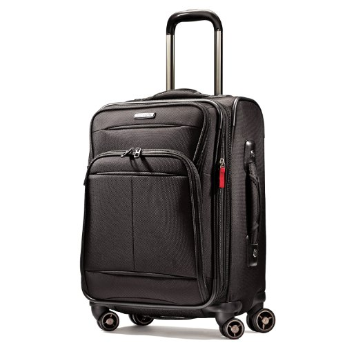 Samsonite Luggage Dkx 2.0 21 Inch Spinner, Black, 21 Inch, Bags Central