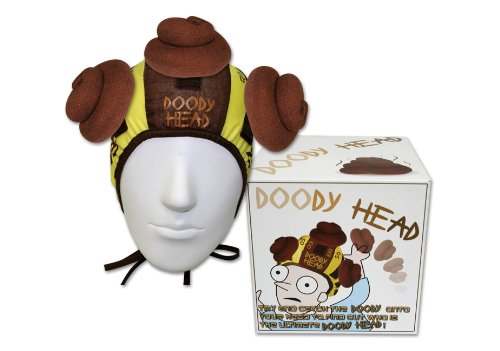 Daron Doody Head Game is a weird toy for kids