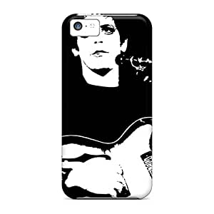 Shock Absorbent Hard Cell-phone Cases For Apple Iphone 5c With Provide Private Custom High Resolution Blink 182 Band Series ElenaHarper