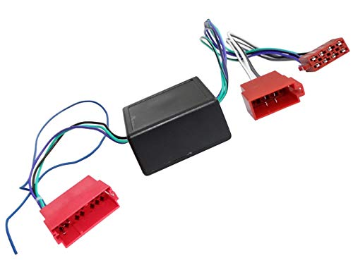 AERZETIX C40942 Active Car Radio Cable Connector Adaptor: