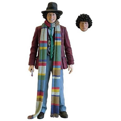 Doctor Fourth Baker Action Figure product image