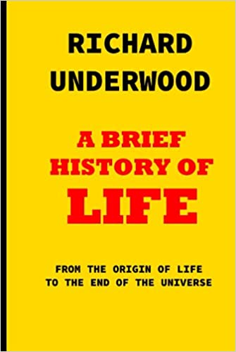 Brief History of Life Book Cover