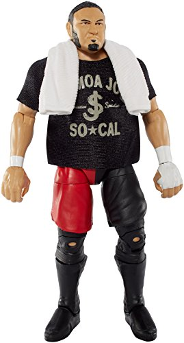 WWE Elite Samoa Joe Action Figure