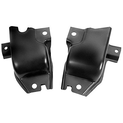 (Eckler's Premier Quality Products 33366693 Camaro Leaf Spring Mounting)