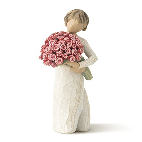Willow Tree So Much Love Hand-Painted Figurine