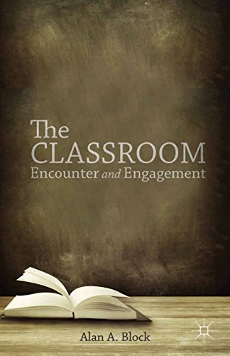 Download The Classroom: Encounter and Engagement Pdf