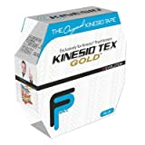 DSS Kinesio Tape, Tex Gold FP (Blue)