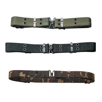 Rothco Mini Pistol Belt, Woodland Camo