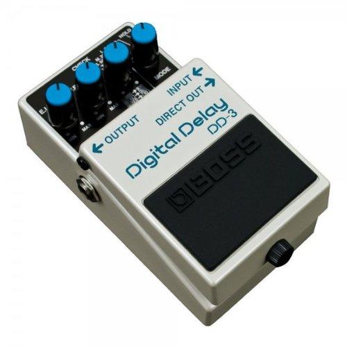 Boss DD-3: Digital Delay Effects Pedal