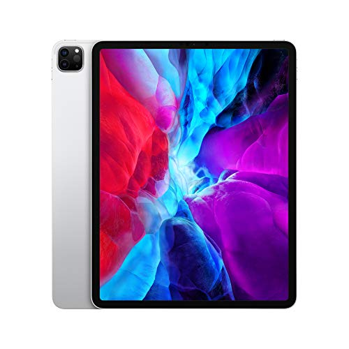 New Apple iPad Pro (12.9-inch, Wi-Fi, 128GB) - Silver (4th Generation)