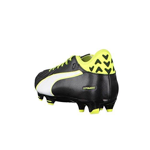 noir Evotouch Mehrfarbig LTH 3 Puma Chaussures Mixte FG Compétition de Football jaune Adulte gPZqxvnqw