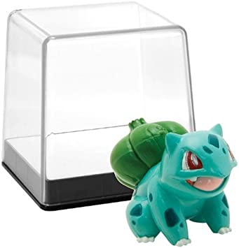 Monster Collection Pokemon XY simult?nea lanzamiento mundial Monster Collection International Edition Single Pack [Bulbasaur] vitrina