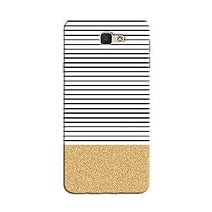 Cover It Up - Lines&Sands Galaxy J5 PrimeHard Case