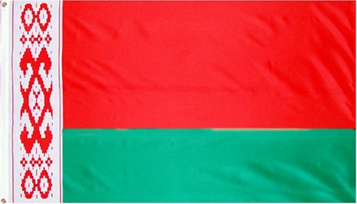 Flag Belarus - Belarus National Country Flag - 3x5foot poly