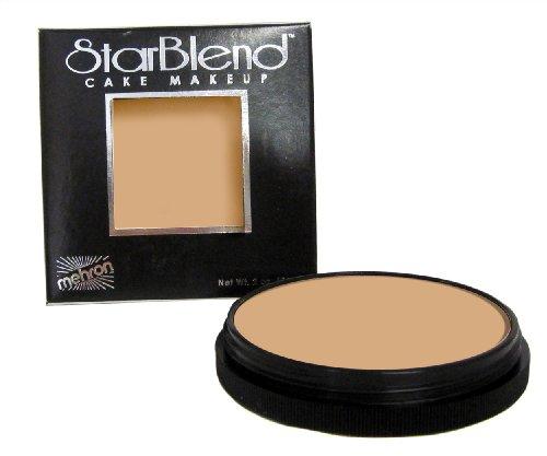 Mehron Star Blend Cake Makeup Ivory Bisque - Star Blend