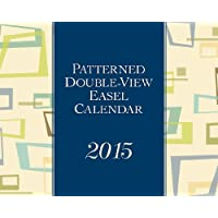 Patterned 2015 Double View Easel
