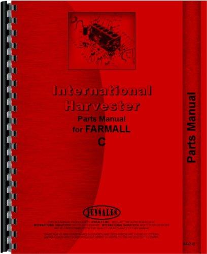 amazon com farmall c tractor parts manual home improvement Farmall H Engine Diagram farmall c tractor parts manual