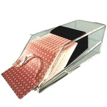 Amigo 54609 - Repartidor de cartas, transparente: Amazon.es ...