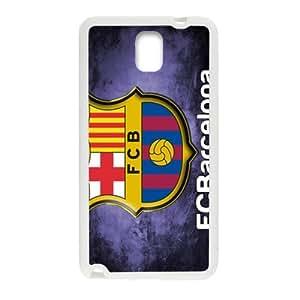FCB Logo Design Fashion Comstom Plastic case cover For Samsung Galaxy Note3
