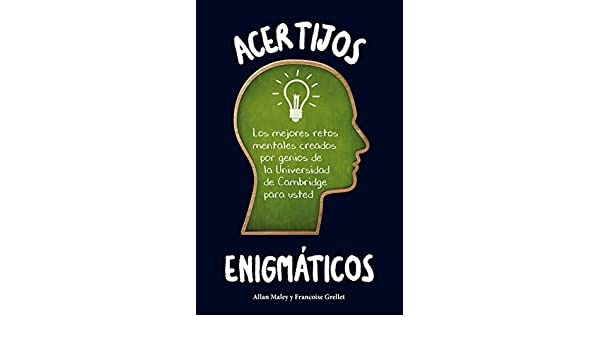 Acertijos enigmáticos (Infantil) (Spanish Edition) - Kindle edition by Allan Maley y Francoise Grellet. Humor & Entertainment Kindle eBooks @ Amazon.com.