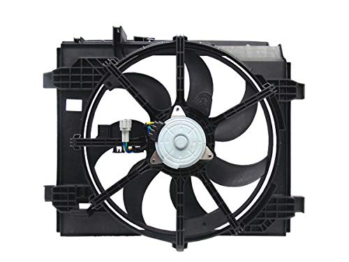 Fan Cooling Radiator Nissan Sentra - Automotive Cooling Brand Radiator And Condenser Fan For Nissan Sentra NI3115146 100% Tested