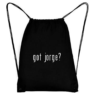 70%OFF Teeburon Got Jorge? Sport Bag
