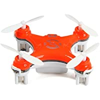 Kids RC Quadcopter 4CH 2.4GHz 6 Axis Gyro 3D Eversion Drone Aircraft Toys Games Mini Gift Orange