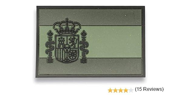 Parche ESPAA Verde. (7.4 x 4.9 cm): Amazon.es: Productos para mascotas