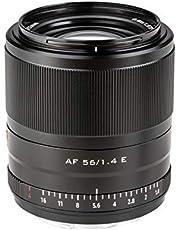 $279 » VILTROX 56mm F1.4 f/1.4 Autofocus E Lens for Sony E Mount a6300 a6400 a6500 a6600 a7 a7S a7c a7Ⅱ a7RⅡ a7SⅢ a7Ⅲ a7RⅢ a7RⅣ