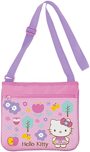 Sanrio Hello Kitty Happy Woods Collection Messenger Shoul...
