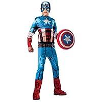 Marvel Universe Avengers Assemble Capitán América, grande