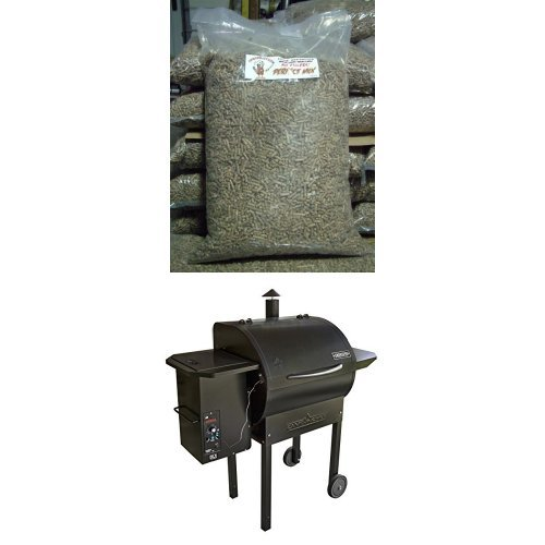 CookinPellets 40PM Perfect Mix Smoking Pellets with Camp Chef PG24 Pellet Grill and Smoker BBQ by