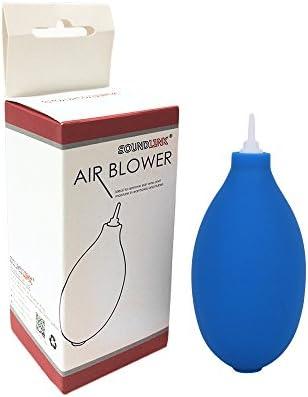 Mini Squeeze bola bomba plumero Earmold Cleaner Limpiador de polvo ...