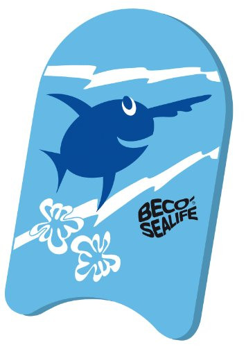 Beco Jungen Schwimmbrett Kinder SEALIFE Kick Board 9653 One Size blau