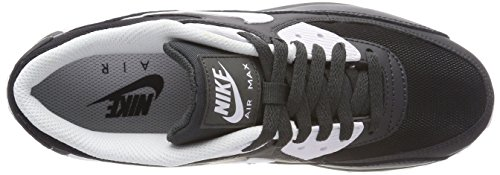 Essential Nike Hombre Running de 089 90 Zapatillas MAX Gris para Air Anthracitewhiteblack qTrwtTO