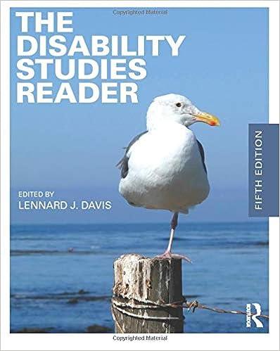 The Disability Studies Reader: Davis, Lennard J.: 9781138930230 ...