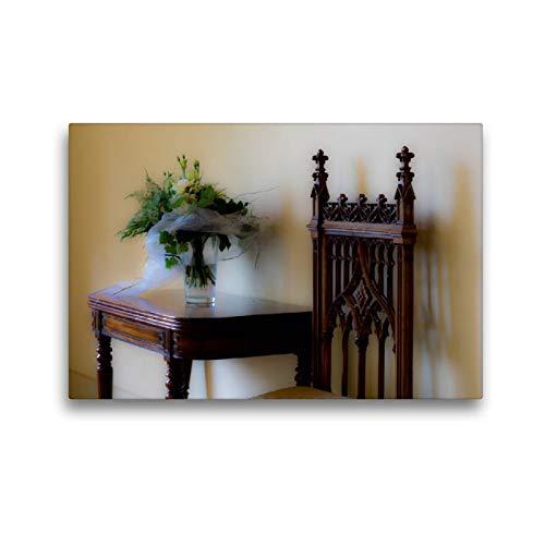 CALVENDO Orte Toile en Textile de qualité supérieure 45 cm x 30 cm