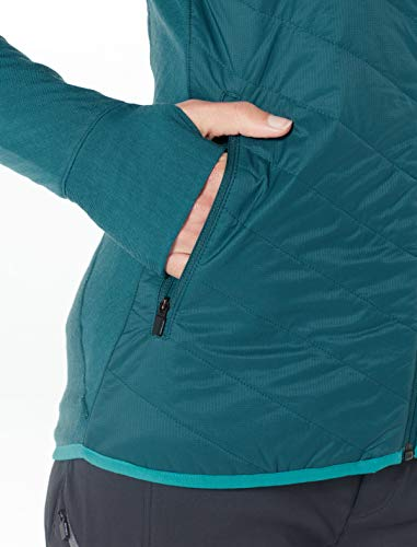 Breaker Teal Chaqueta Híbrida Kingfisher Mujer Descender arctic Esquí Para Ice De 7vqdE7w