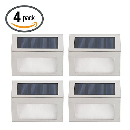 Small Solar Lights For Stairs